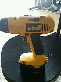 yellow and black DeWalt cordless power drill Palm Coast, 32164