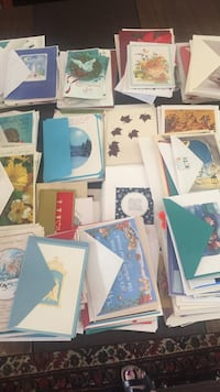 Collection of unused cards -  Many Christmas cards Seattle, 98168