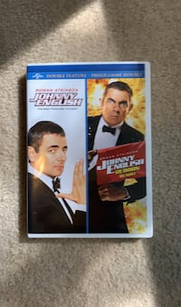 Johnny English 2 CD disc pack