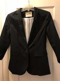 black notch lapel suit jacket Toronto, M4S 2L3