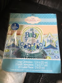"""Baby shower decorations""""IT A BOY """" Houston, 77089"""