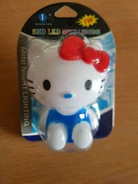 Hello kitty led lampa  Kristianstad, 291 36