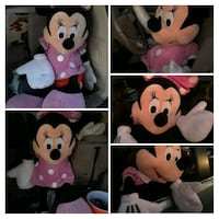 ADORABLE GIANT PINK MINNIE MOUSE PLUSH DOLL Anaheim, 92802