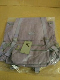 New Violet Backpack