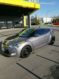2013 Hyundai Veloster tech package/ New Motor  Port Coquitlam