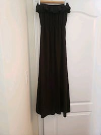 Black tube dress Burlington