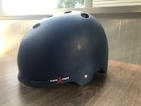black half-face helmet Arlington, 22205