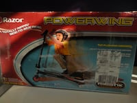 Razor Powerwing LIKE NEW IN BOX Scooter Hope Mills