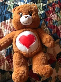 Build-A-Bear Tender Heart Bear