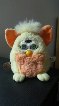 1999 Yellow Furby Sterling, 20164