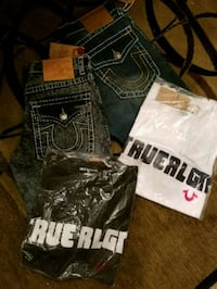 True religion sets 95.00 a set top and bottom  Louisville, 40203