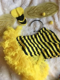 yellow and black striped textile Vallejo, 94591
