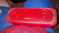 red Beats Pill portable speaker Toronto, M6H