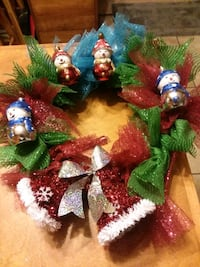 Pretty Christmas Wreath! Houma, 70364