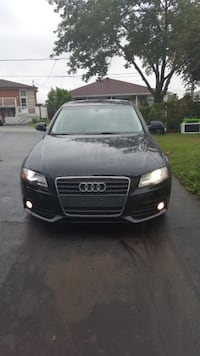 Audi A4 2.0t quattro all-wheel 550 km