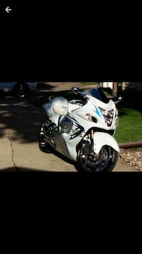 2009 Hayabusa 6500 miles or best offer Oklahoma City, 73102