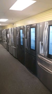 LG new scratch and dent refrigerators from $850 Randallstown