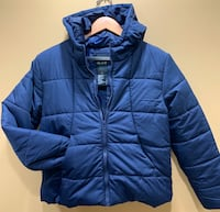 Me Jane Hooded Puffer Juniors M (NWT) Brookhaven, 11953