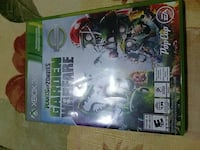 Xbox 360 plants vs zombies garden warfare game case Montréal, H1C 2G3