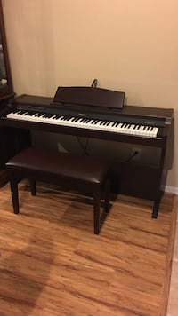 Roland HP-1 digital piano with bench Wesley Chapel, 33544