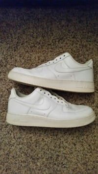 Like new Nike Air Force 1, 10 & 1/2 men Winchester, 40391