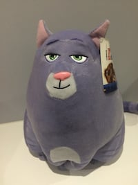 purple and white bear plush toy Vaughan, L4H 3L9