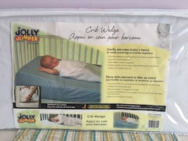 Crib Wedge, Jolly Jumper