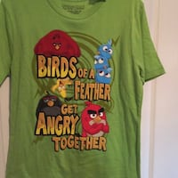 Boys birds of a feather get angry together Shirt  London, N6M 1J4