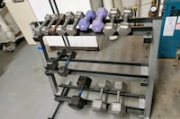 Weights and Rack