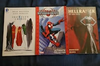 DC, Marvel, & Hellraiser Comics Dundalk, 21222