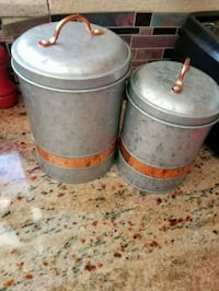 2 CANISTERS  Colorado Springs, 80906