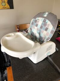 Baby Feeding chair with tray. Chair reclines.Very clean. Free delivery
