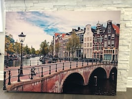 Amsterdam Poster Paint