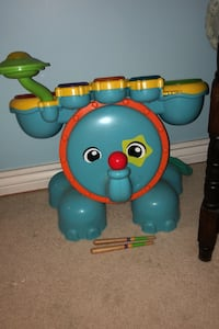 V tec elephant drum set for toddler Welland, L3C 6B4