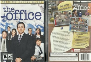 NEW The Office (PC-CD, 2007) Windows 98 SE/ME/2000