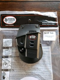 Fobus Paddle Holster.