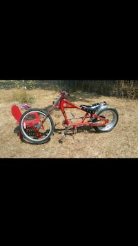 red and black bicycle screenshot Marysville, 98270