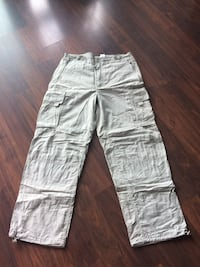 NEW!! Gap Cargo Lined Pants