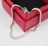 Silver plated anklet Cape Coral, 33909