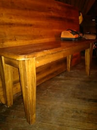 Kitchen Table W/ Bench seating