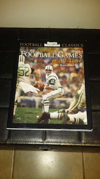 Sports Illustrated Greatest Football Games Of... Chicago, 60637