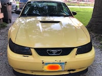 Ford - Mustang - 2001 Des Moines