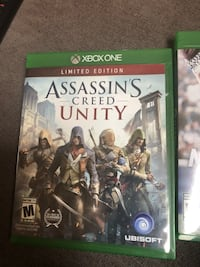 Xbox one Assassins Creed Unity Widefield, 80925
