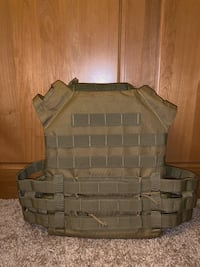 Airsoft/Paintball Tactical Ballistic Chest Plate Holbrook, 02343