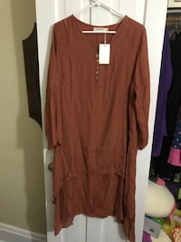 Brand plus size dress (with tag) Kitchener, N2H 2Z6