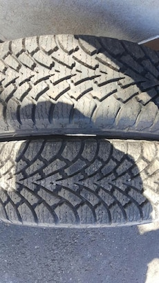 Winter Tires size 195/65R15