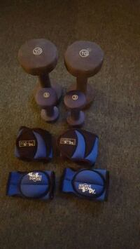 Weights for sale Surrey, V3R 1V3