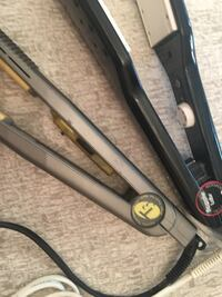 black and brown hair flat iron Mississauga, L4Z 3Z2