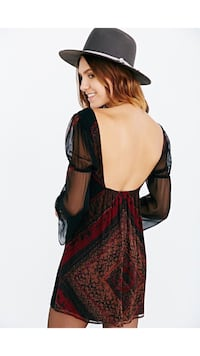 Stone Cold Fox Boho Dress