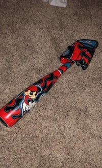 Kids Soft Mickey Mouse Baseball Bat and Glove